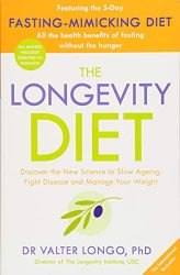 The Longevity Diet [Paperback]