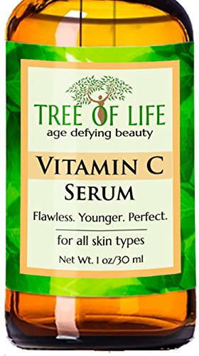 Vitamin C Serum for Face – Anti Aging Facial Serum