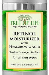 Retinol Moisturizer Face Cream – Clinical Strength