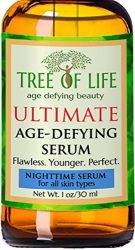Nighttime Serum for Face and Skin Anti Aging Serum