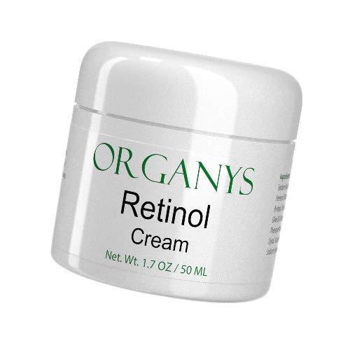 Organys Retinol Cream. Anti Aging & Anti Wrinkle