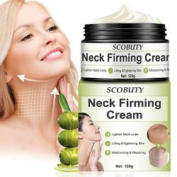 Neck Firming Cream,Neck Tightening Cream,Neck Cream,Neck Moisturizer Cream,Anti Wrinkle Anti Aging Neck Lifting Cream for Neck Décolleté Double Chin Turkey Neck Saggings Crepe