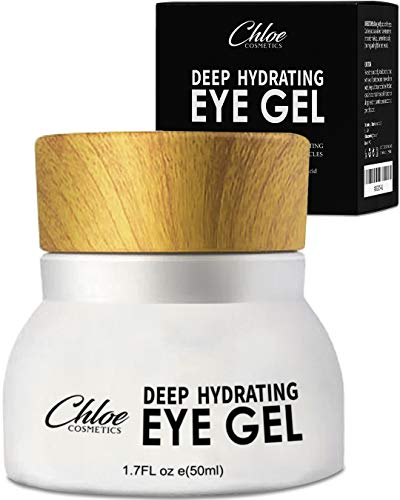 Eye Cream For Dark Circles and Puffiness – Anti Aging Wrinkle Remover Eye Gel – Under Eyes Treatment for Men and Women