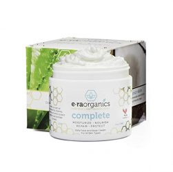 Natural & Organic Face Moisturizer Cream – Advanced 10-In-1 Non Greasy Daily Facial Cream with Aloe Vera, Manuka Honey, Coconut Oil, Cocoa Butter & More For Oily, Dry, Sensitive Skin Care Era-Organics