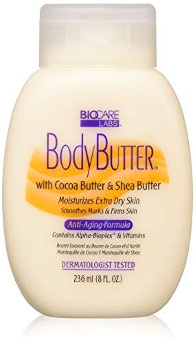 BioCare Body Butter With Cocoa Butter & Shea Butter