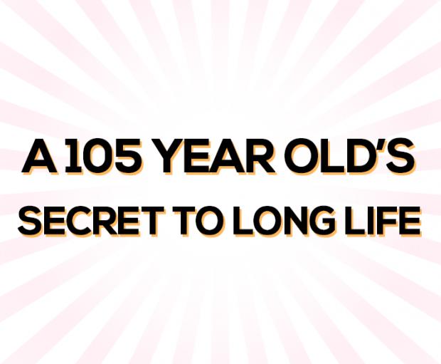 secret to longlife 620x511 - Secret to Long Life