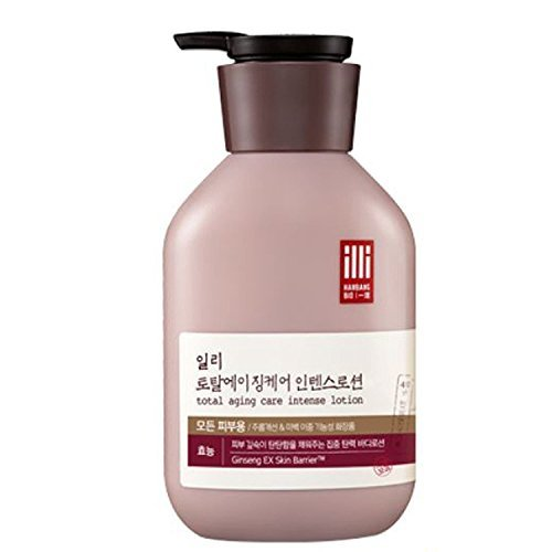 Illi Total Aging Care Body Lotion, 11.8 Ounce