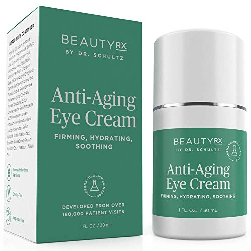 Beautyrx By Dr Schultz Eye Cream For Dark Circles Bags Wrinkles
