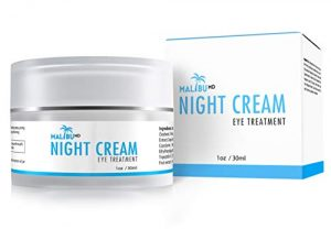 Night Cream | Collagen Infused | Anti Aging Serum For Dark Circles, Wrinkles & Puffiness | Non Greasy Moisturizer | With Tripeptide-5 & Aloe Vera To Reduce Fine Lines | Reduce Appearances of Wrinkles