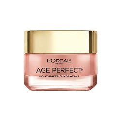 Face Moisturizer by L'Oreal Paris Skin Care I Age Perfect Rosy Tone Moisturizer for Visibly Younger Looking Skin I Anti-Aging Day Cream I 1.7 oz. – Packaging May Vary