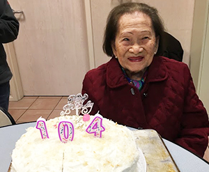104 year old - Secret To Long Life