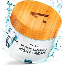 Night Face Cream   New Nano Science in Anti Aging   Nano Purity – The Most Biologically Pure & Potent Product on the Market   Nano Particles Work on Deepest Skin Layers   V Limited Edition