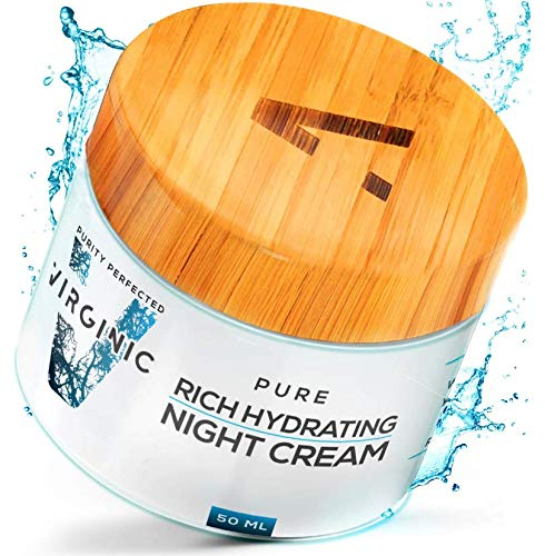 Night Face Cream | New Nano Science in Anti Aging | Nano Purity – The Most Biologically Pure & Potent Product on the Market | Nano Particles Work on Deepest Skin Layers | V Limited Edition