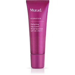 Murad Hydration Perfecting Day Cream Broad Spectrum SPF 30 – Rich, Lightweight Moisturizer for Face with SPF – Anti-Aging Face Cream with SPF 30, 1.7 Fl Oz