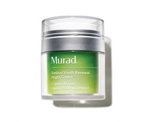 Murad Resurgence Retinol Youth Renewal Night Cream – Retinol Cream for Lines and Wrinkles – Anti-Aging Night Face Cream – Night Cream for Face Firming and Smoothing, 1.7 Fl Oz