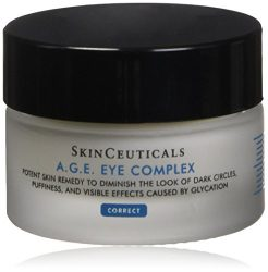 SkinCeuticals A.G.E. Eye Complex 0.5 oz Moisturizing Anti Aging Eye Cream with Vitamin E Helps Reduces Dark Circles, Puffiness and Crow's Feet