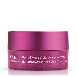 Murad Hydration Hydro-Dynamic Ultimate Moisture for Eyes – Eye Lift Firming Treatment with Advanced Peptides and Hyaluronic Acid – Hydrating Anti-Aging Eye Moisture Treatment, 0.5 Fl Oz