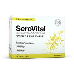 SeroVital Renewal Complex 148 Count – Serovitol-hgh for Women – Hgh Booster for Women Supplements – Human Growth Hormone Boosting Supplement for Women