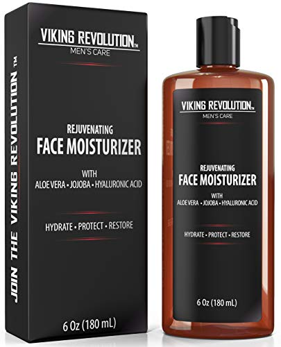Mens Face Cream – Natural Face Moisturizer Cream for Men Skincare for Anti Wrinkle & Anti Aging Facial Cream for Men, Mens Face Care