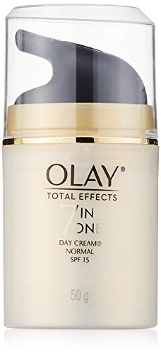 Olay Total Effects 7-in-1 Anti Aging Day Cream Normal, SPF 15 50 Gram