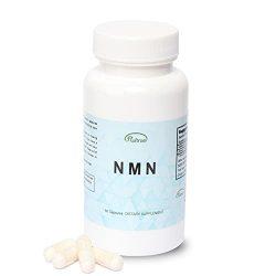Ruitrue NMN Nicotinamide Mononucleotide Supplement NAD Supplement Life Extension NMN Content 150mg per Capsule Anti Aging Supplement Longevity Vitamins (1 Pack 60 Capsules)